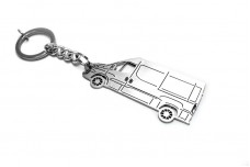 Keychain Iveco Daily VI 2014+ - (type STEEL)