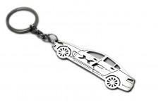 Keychain Jaguar XF 2008+ - (type STEEL)