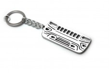 Keychain Jeep Grand Cherokee 2010+ - (type FRONT)
