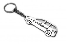 Keychain KIA Carens III 2006-2012 - (type STEEL)