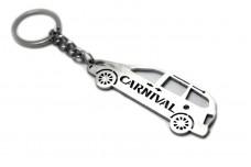 Keychain KIA Carnival II 2006-2014 - (type STEEL)