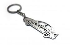Keychain KIA Cerato I LD 2003-2008 - (type STEEL)