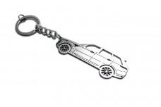 Keychain Range Rover Sport II 2013+ - (type STEEL)