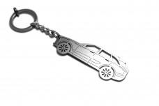 Keychain Range Rover Velar 2017+ - (type STEEL)