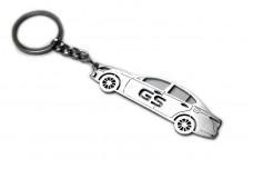 Keychain Lexus GS IV 2012+ - (type STEEL)