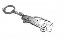 Keychain Lexus GX 460 2009+ - (type STEEL)