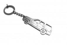 Keychain Lincoln Navigator II 2003-2006 - (type STEEL)