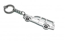 Keychain Lincoln Navigator IV 2018+ - (type STEEL)