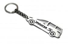 Keychain Mazda 5 II 2010+ - (type STEEL)