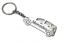 Keychain Mercedes A-Class W169 2004-2012 - (type STEEL)