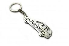 Keychain Mercedes C-Class S204 2007-2014 Universal - (type STEEL)