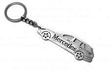 Keychain Mercedes C-Class S205 2014+ Universal - (type STEEL)