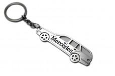 Keychain Mercedes E-Class S210 1995-2003 Universal - (type STEEL)