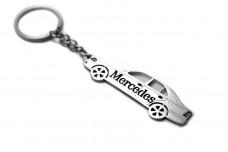 Keychain Mercedes C-Class W202 1993-2001 - (type STEEL)