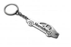 Keychain Mercedes C-Class W203 2001-2007 - (type STEEL)