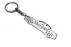 Keychain Mercedes CLA-Class W117 2013+ - (type STEEL)
