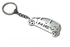 Keychain Mitsubishi i-MiEV 2013+ - (type STEEL)