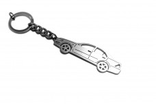 Keychain Nissan Almera Classic 2006-2012 - (type STEEL)