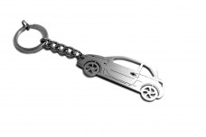 Keychain Vauxhall Adam 2012-2019 - (type STEEL)