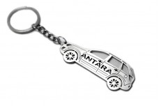 Keychain Vauxhall Antara 2006-2015 - (type STEEL)