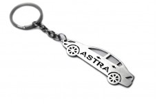 Keychain Opel Astra H 4D 2004-2009 - (type STEEL)
