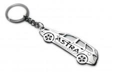 Keychain Opel Astra J Universal 2009-2015 - (type STEEL)