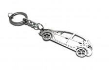 Keychain Peugeot 208 I 2012-2018 - (type STEEL)