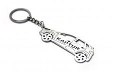 Keychain Renault Captur 2013+ - (type STEEL)