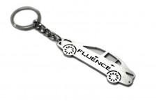 Keychain Renault Fluence 2009-2017 - (type STEEL)