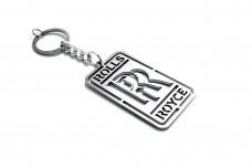 Keychain Rolls-Royce - (type LOGO)