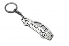 Keychain Skoda Octavia II 2004-2013 - (type STEEL)