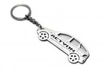 Keychain SsangYong Actyon 2006-2011 - (type STEEL)
