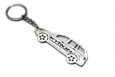 Keychain SsangYong Kyron 2005-2015 - (type STEEL)