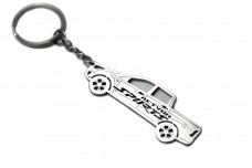 Keychain SsangYong Actyon Sports 2013+ - (type STEEL)
