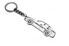 Keychain Subaru Legacy V 2009-2014 - (type STEEL)