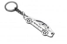 Keychain Subaru Legacy IV 2003-2009 - (type STEEL)