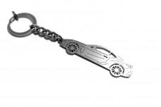 Keychain Subaru BRZ II 2021+ - (type STEEL)