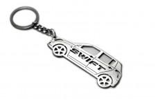 Keychain Suzuki Swift II 2004-2010 - (type STEEL)