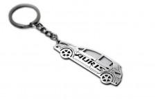 Keychain Toyota Auris I 2006-2012 - (type STEEL)