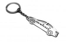 Keychain Toyota Avensis III 4D 2009-2018 - (type STEEL)