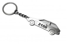 Keychain VAZ 2108 - (type STEEL)
