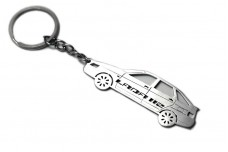 Keychain VAZ 2112 - (type STEEL)