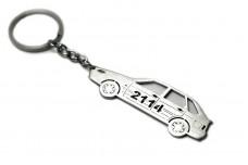 Keychain VAZ 2114 5D - (type STEEL)