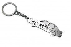 Keychain VAZ 2115 - (type STEEL)
