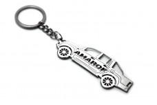 Keychain Volkswagen Amarok 2009+ - (type STEEL)