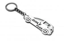 Keychain Volkswagen Golf Plus 2005+ - (type STEEL)