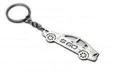 Keychain Volvo S60 I 2000-2009 - (type STEEL)