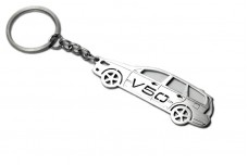 Keychain Volvo V50 2008-2012 - (type STEEL)