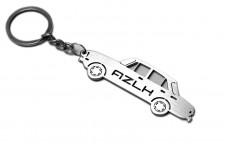 Keychain AZLK 2140 - (type STEEL)