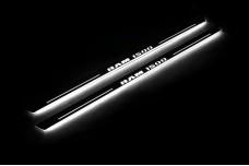 Led door sills Dodge Ram IV 2009-2018 (front doors) - (type STATIC)